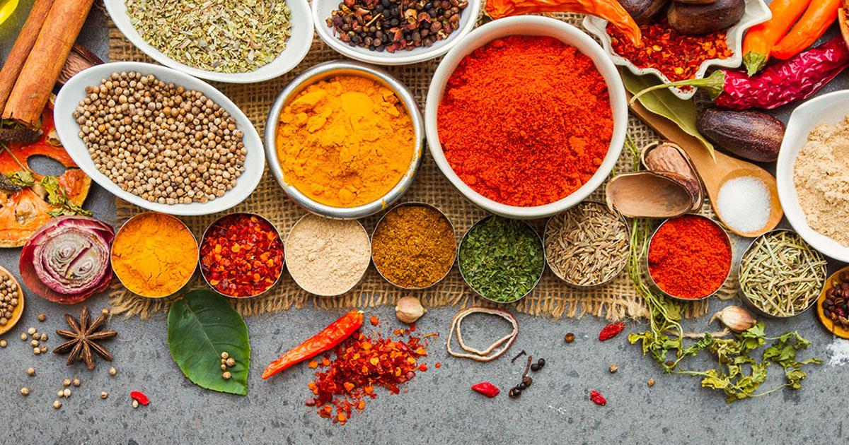 Le spezie a p i associazione perle indiane onlus - Cucinare con le spezie ...